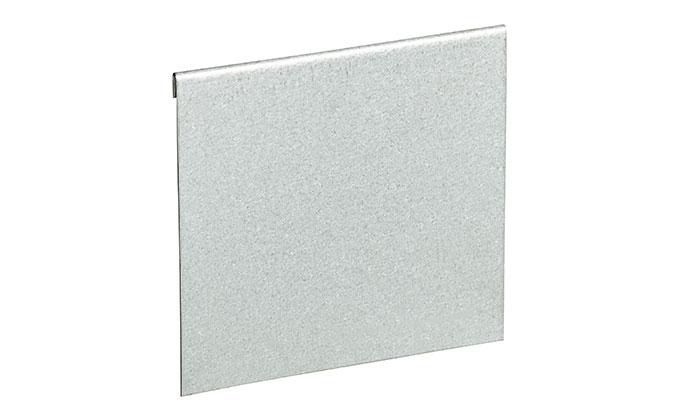 Verbinder Alu//Zink für Rasenkantenband Verbindungslasche Metall Rasenkante